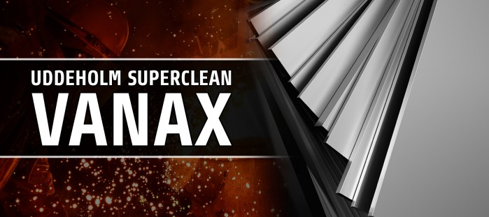 Uddeholm Vanax Superclean