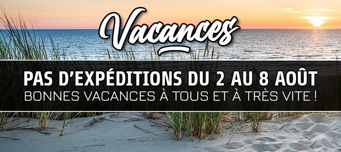 Vacances - 2021