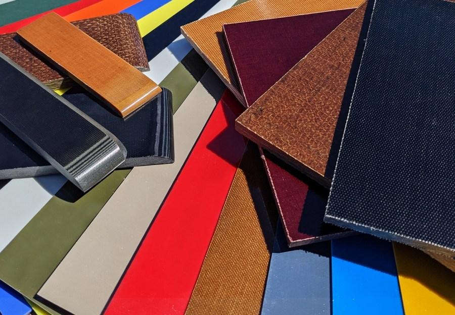 Découvrez notre gamme de matériaux composites