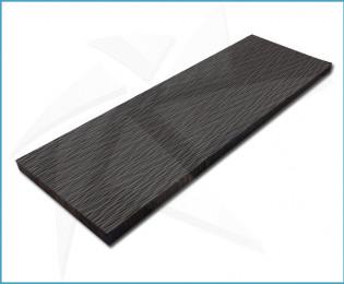 Plaquettes fibre de carbone - Side cut