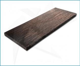 Plaquettes fibre de carbone - RainDrop Copper