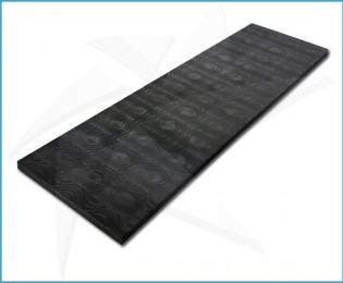UniBlack carbon fiber scales