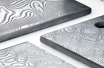 Damas Balbach : nouveau fournisseur d'acier damas carbone et inox - Eurotechni