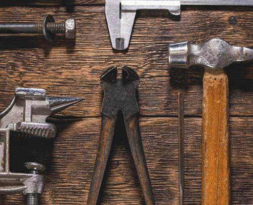 Knifemaking tools